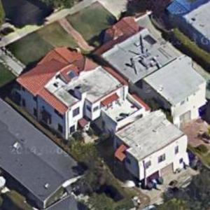 Leila Steinberg's House (Google Maps)