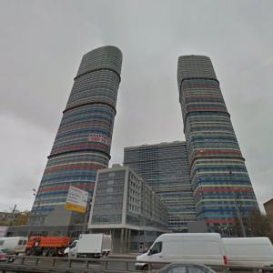 Tricolor Towers (StreetView)