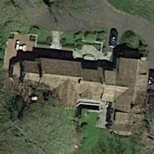 Joe Scarborough's House (Google Maps)