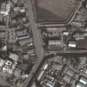 May 2017 Kabul attack (Google Maps)