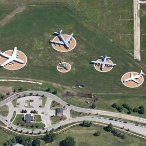 Scott Field Heritage Air Park (Google Maps)