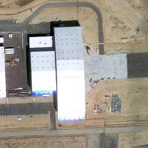 Stratolaunch Assembly Hangar (Google Maps)