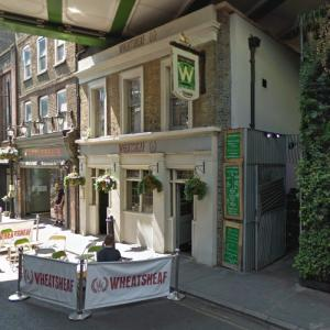 The Wheatsheaf (June 2017 London attack) (StreetView)