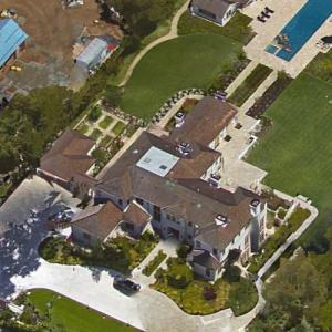 Mark Hurd's House (Google Maps)