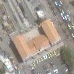 Gare de Dakar (Google Maps)