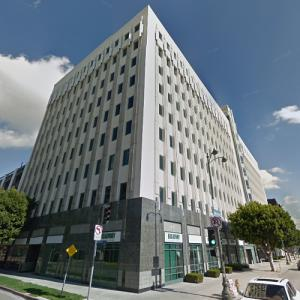 Consulate General of Spain, Los Angeles (StreetView)