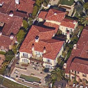 Peggy Sulahian's House (Google Maps)