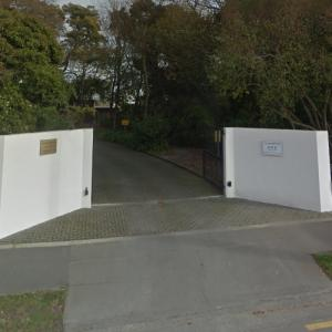 Consulate General of the People's Republic of China, Christchurch (StreetView)