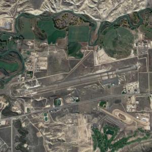 Rangely Airport (Google Maps)