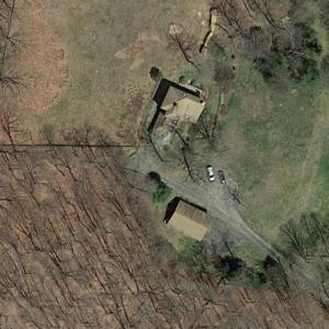 Patti LuPone's House (Google Maps)