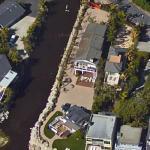 Ashton Kutcher & Mila Kunis' House