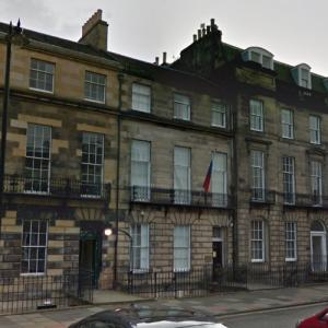 Consulate General of Russia, Edinburgh (StreetView)