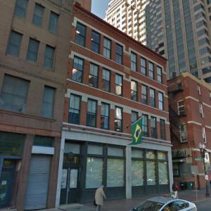Consulate General of Brazil, Boston (StreetView)