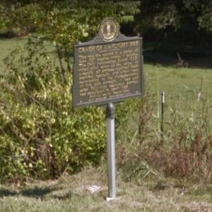 American Airlines Flight 383 Historical Marker (StreetView)
