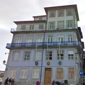 Consulate General of Sweden, Porto (StreetView)