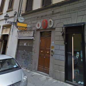 Consulates of Spain, Denmark, and Mexico, Florence (StreetView)
