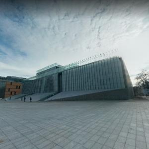 Centre for the Meeting of Cultures in Lublin (StreetView)