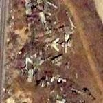 MiG Boneyard (Google Maps)