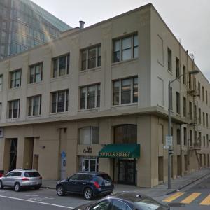 Consulate General of El Salvador, San Francisco (StreetView)