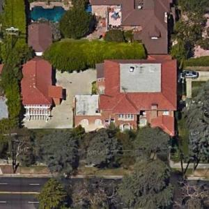 Maxine Waters' House (Google Maps)