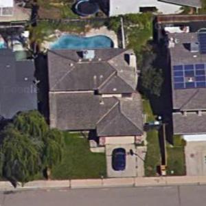 """Hot Convict"" Jeremy Meeks' House (Google Maps)"
