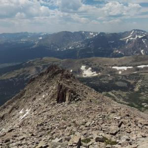 View from Mount Meeker (StreetView)