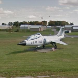 F-104D (StreetView)