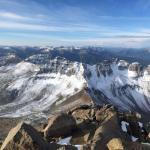 View from Mount Sneffels