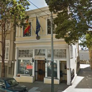Consulate General of Spain, San Francisco (StreetView)