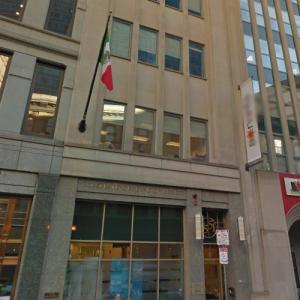 Consulate General of Mexico, Boston (StreetView)