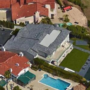 Jeremy Piven's House (Google Maps)
