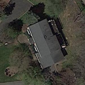 "Lawrence Coward ""King of All Blacks"" House (Howard Stern Show) (Google Maps)"