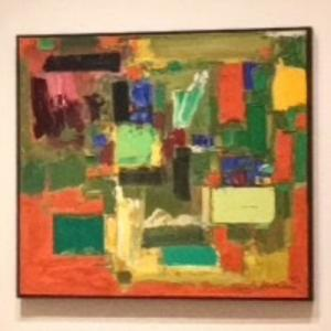 'Autumn Gold' by Hans Hofmann (StreetView)