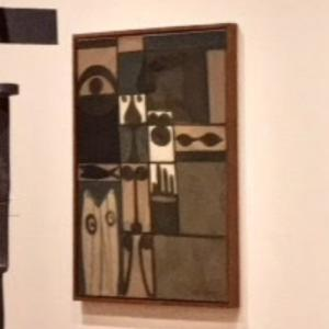 'Pictograph' by Adolph Gottlieb (StreetView)