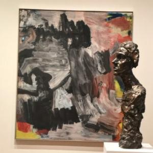 'Untitled IV' by Willem de Kooning (StreetView)