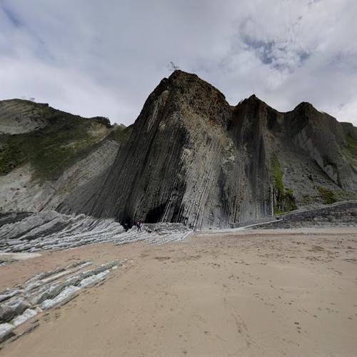 "Itzurun Beach (""Game of Thrones"") (StreetView)"