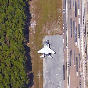 RF-4C (Google Maps)