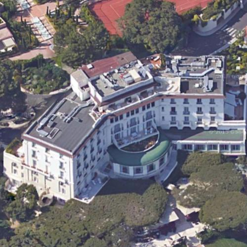 Grand-Hotel du Cap-Ferrat in Saint-Jean-Cap-Ferrat, France ...