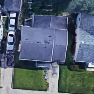 John Legend's Childhood Home (Google Maps)