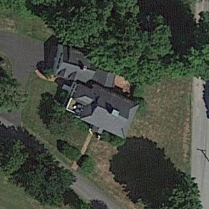 Andrew Card's House (Google Maps)