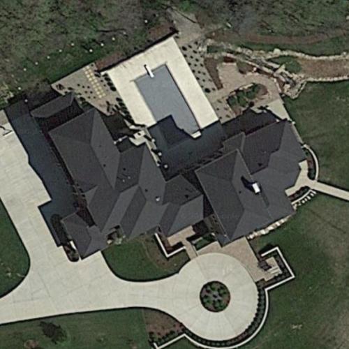 Dennis Muilenburg S House In Collinsville Il Google Maps