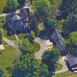 Matt Bevin's House (Google Maps)