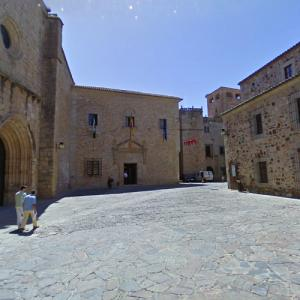 "Plaza de Santa Maria (""Game of Thrones"") (StreetView)"