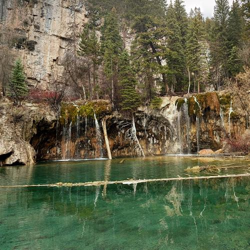 Hanging Lake And Bridal Veil Falls In Glenwood Springs Co Google Maps