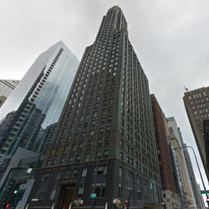 Carbide & Carbon Building (StreetView)