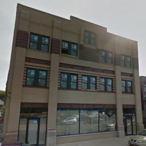 Chicago Defender Building (StreetView)