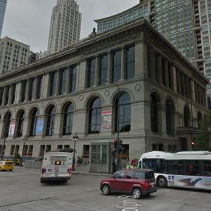 Chicago Cultural Center (StreetView)