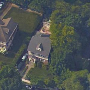 Christine Ebersole's House (Google Maps)
