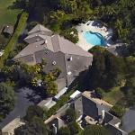 Adam Levine & Behati Prinsloo's House