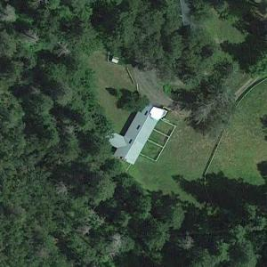 Kirstie Alley's House (Google Maps)